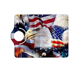 United States Of America Images Independence Day Kindle Fire HD (2013) Flip 360 Case