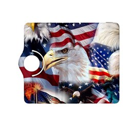 United States Of America Images Independence Day Kindle Fire Hdx 8 9  Flip 360 Case