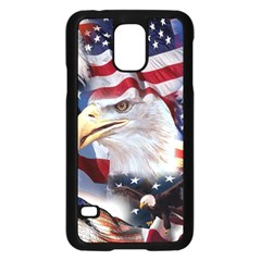 United States Of America Images Independence Day Samsung Galaxy S5 Case (Black)