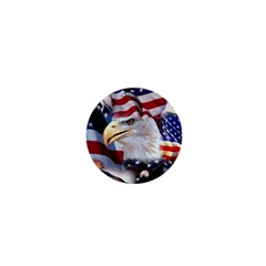 United States Of America Images Independence Day 1  Mini Buttons