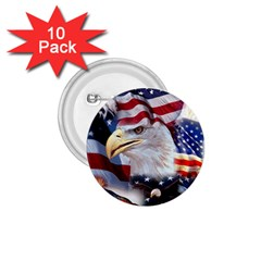 United States Of America Images Independence Day 1.75  Buttons (10 pack)