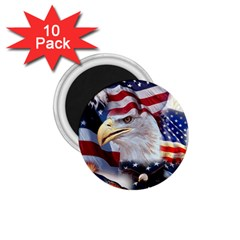United States Of America Images Independence Day 1.75  Magnets (10 pack)