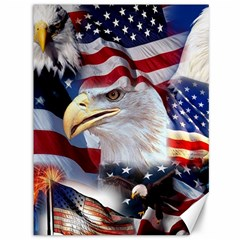United States Of America Images Independence Day Canvas 36  X 48