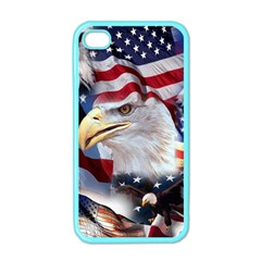 United States Of America Images Independence Day Apple Iphone 4 Case (color)