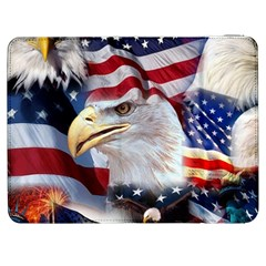 United States Of America Images Independence Day Samsung Galaxy Tab 7  P1000 Flip Case