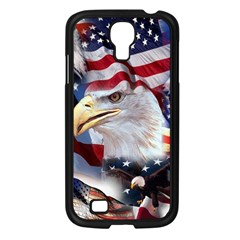 United States Of America Images Independence Day Samsung Galaxy S4 I9500/ I9505 Case (Black)