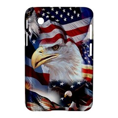 United States Of America Images Independence Day Samsung Galaxy Tab 2 (7 ) P3100 Hardshell Case