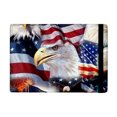United States Of America Images Independence Day Ipad Mini 2 Flip Cases