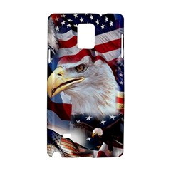 United States Of America Images Independence Day Samsung Galaxy Note 4 Hardshell Case