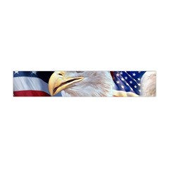 United States Of America Images Independence Day Flano Scarf (Mini)