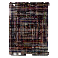 Unique Pattern Apple iPad 3/4 Hardshell Case (Compatible with Smart Cover)