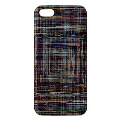 Unique Pattern iPhone 5S/ SE Premium Hardshell Case