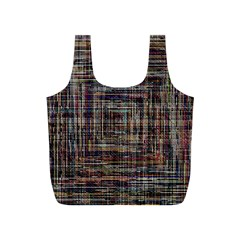 Unique Pattern Full Print Recycle Bags (s)