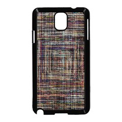 Unique Pattern Samsung Galaxy Note 3 Neo Hardshell Case (black)