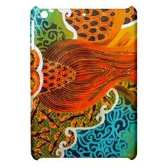 The Beautiful Of Art Indonesian Batik Pattern Apple iPad Mini Hardshell Case