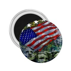 Usa United States Of America Images Independence Day 2.25  Magnets