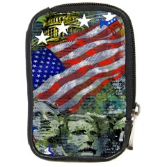 Usa United States Of America Images Independence Day Compact Camera Cases