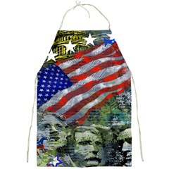 Usa United States Of America Images Independence Day Full Print Aprons