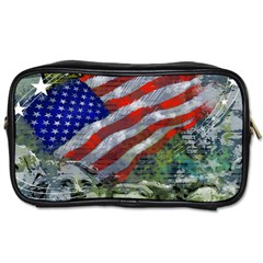 Usa United States Of America Images Independence Day Toiletries Bags 2-Side