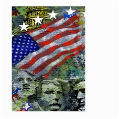 Usa United States Of America Images Independence Day Large Garden Flag (two Sides)