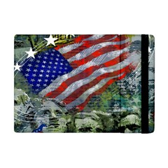 Usa United States Of America Images Independence Day Apple Ipad Mini Flip Case