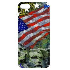 Usa United States Of America Images Independence Day Apple iPhone 5 Hardshell Case with Stand