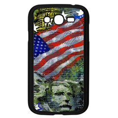 Usa United States Of America Images Independence Day Samsung Galaxy Grand DUOS I9082 Case (Black)