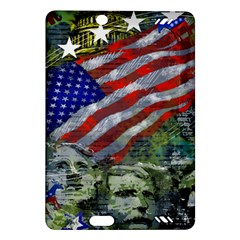 Usa United States Of America Images Independence Day Amazon Kindle Fire HD (2013) Hardshell Case