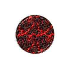 Volcanic Textures Hat Clip Ball Marker (10 Pack)