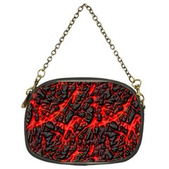 Volcanic Textures Chain Purses (two Sides)