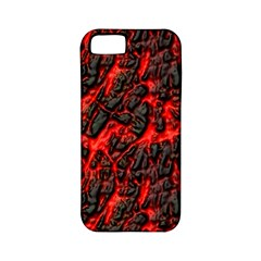 Volcanic Textures Apple iPhone 5 Classic Hardshell Case (PC+Silicone)