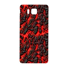 Volcanic Textures Samsung Galaxy Alpha Hardshell Back Case