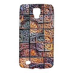 Wooden Blocks Detail Galaxy S4 Active