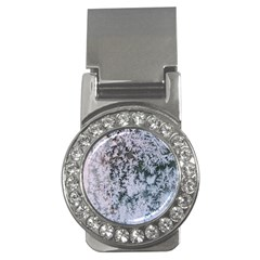 Frosted Winter Texture Money Clips (CZ)