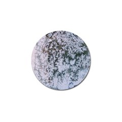 Frosted Winter Texture Golf Ball Marker (10 pack)