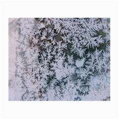 Frosted Winter Texture Small Glasses Cloth (2-Side)