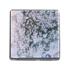 Frosted Winter Texture Memory Card Reader (Square)