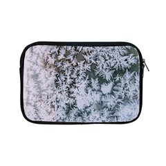 Frosted Winter Texture Apple iPad Mini Zipper Cases