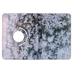 Frosted Winter Texture Kindle Fire HDX Flip 360 Case