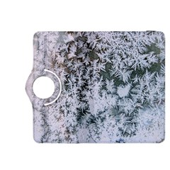 Frosted Winter Texture Kindle Fire HDX 8.9  Flip 360 Case