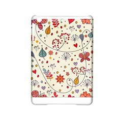 Spring Floral Pattern With Butterflies iPad Mini 2 Hardshell Cases