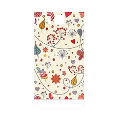 Spring Floral Pattern With Butterflies Samsung Galaxy Alpha Hardshell Back Case