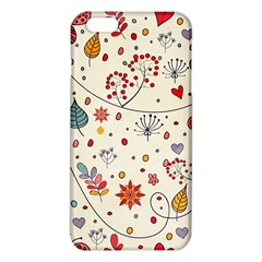 Spring Floral Pattern With Butterflies iPhone 6 Plus/6S Plus TPU Case