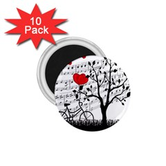 Love song 1.75  Magnets (10 pack)