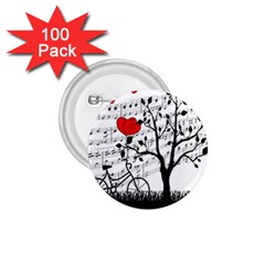 Love song 1.75  Buttons (100 pack)