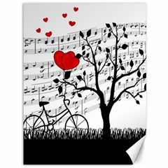 Love song Canvas 36  x 48