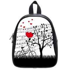 Love song School Bags (Small)