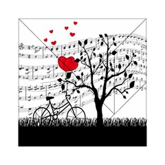 Love song Acrylic Tangram Puzzle (6  x 6 )