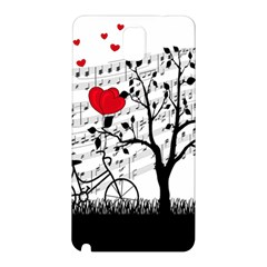 Love song Samsung Galaxy Note 3 N9005 Hardshell Back Case