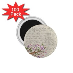 Cherry blossom 1.75  Magnets (100 pack)